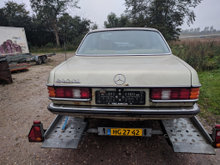 Mercedes123 cupe