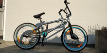 WeThePeople Arcade BMX 2014 Chrome
