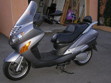 MS3 250 Maxi scooter