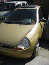 Ford Ka Open air