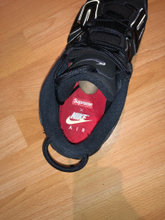 Supreme x Nike Air More Uptempo Black ?