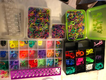 Loom Bands - Silicone Loops