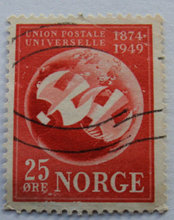 Norge - AFA 359 - Stemplet