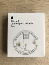 ORIGINAL Iphone Apple Lightning kabel.
