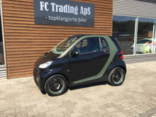 Fortwo Coupé 1,0 Pure 61 MHD