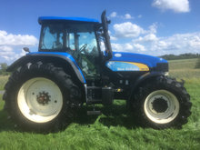 NEW HOLLAND TM 175 SS PowerCommand