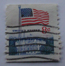 USA - Stanley Gibbons A1320 - Stemplet