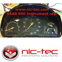 SAAB 900 Instrument / Speedometer rep