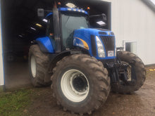 New Holland T8040 TG