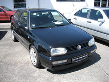 VW GOLF 1,4i JOKER 60HK 3DØRS