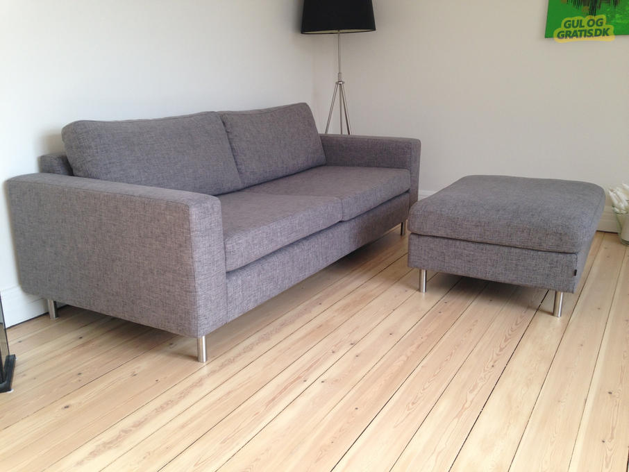 Bolia scandinavian sovesofa refil sofa for Bolia sofa