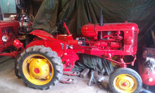 Massey harris 820 pony