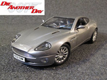 007 Die Another Day - Movie car