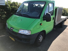 Boxer 350L 2,8 HDi Chassis m/lad