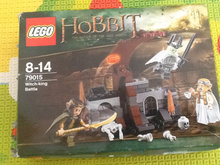 LEGO The hobbit, 79015 witch King