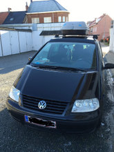sort VW Sharan 1,9 TDI