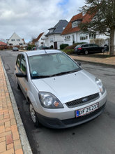 Ford Fiesta Ambiente Plus 1.4 2006