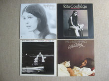 Rita Coolidge - 4 stk. LP