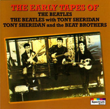 The Beatles ; The early tapes of Beatles