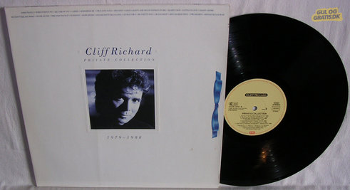 Cliff Richard – Private Collection, billede 1