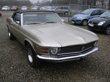 Ford Mustang 5,0 313HK Cabr. Aut.