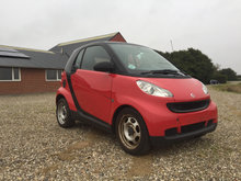 Smart fortwo 0.8cdi