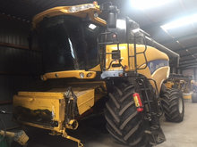 New Holland CX8080 SLH, 4 WD. Se...
