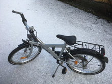 "Rigtig fin 20"" Winther  cykel"