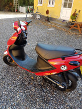 Pgo scooter i rigtig fin stand