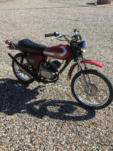 Yamaha MR 50 1975