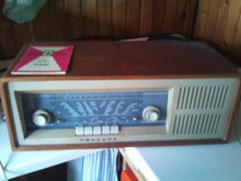 Philips Retro Radio