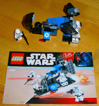 Lego STAR WARS # 7667: Imperial Dropship