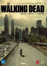 THE WALKING DEAD Sæson 1 ny