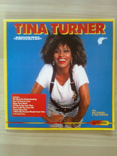 LP med Tina Turner.