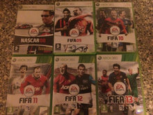 6Xboxspil