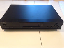 Yamaha DVD player