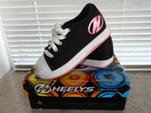 Heelys Fresh X2 Rullesko i Sort/Pink