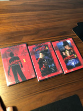 Nightmare on elm street 1-3