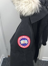 Canada goose chilliwack parka youth
