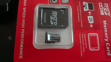 Micro sd kort 256 gb. cat. 10