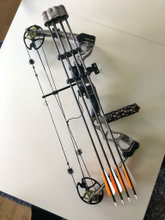 Decoy momentum compound Bow