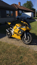 NYSYNET - GSXR600 - One of a kind!