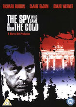 The spy who came in from the cold ; SE !