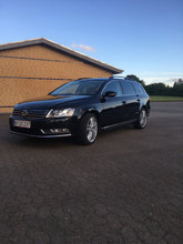 VW Passat Stationcar 177 HK