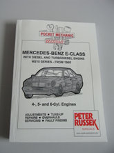 Manual til Mercedes E:Class