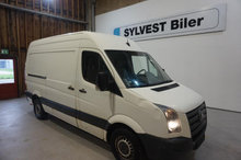 Vw Crafter 136 HK
