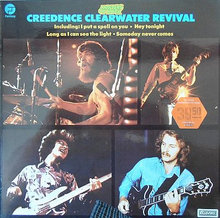 Creedence Clearwater -Masters Of Rock
