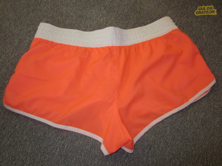 Smarte orange shorts - badeshorts , billede 1