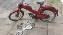 baby puch  årgang 1953 OBS NEDSAT