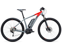 Cube MTB 2017 Reaction Hybrid HPA Pro